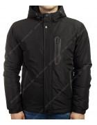 21016-6 черный-хаки Куртка муж 46-54 по 5