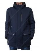 32167 т.синий Куртка мужская