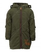 18005 зел Куртка девочка 98-116 по 4