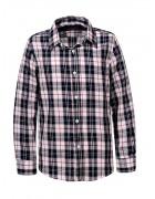 BCS-8490 синий Рубашка мальчик 110-160 по 6