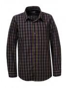 BCS-8493 зеленый Рубашка мальчик 110-160  по 6