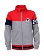 BPU-9360 серый Пуловер мальчик 110-160 по 6
