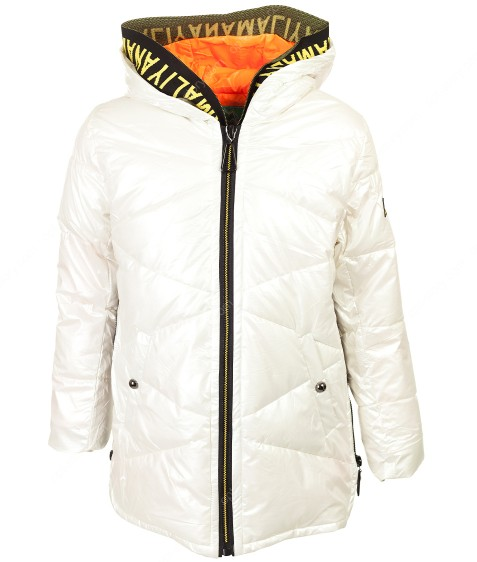 224 бел Куртка девочка 140-164 по 5