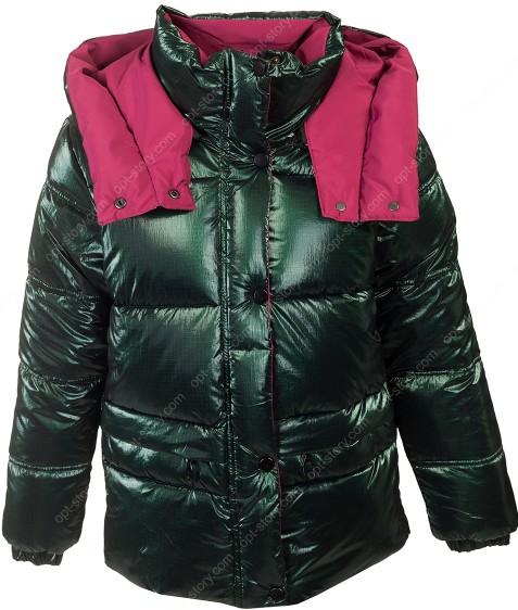 226 зел Куртка девочка 146-170 по 5