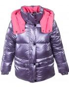 226 сирень Куртка девочка 146-170 по 5