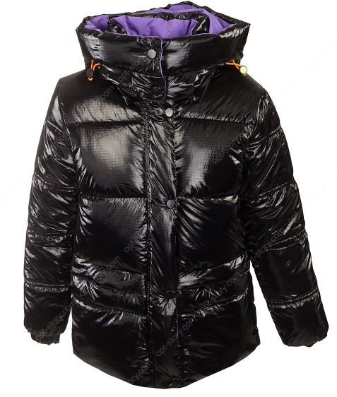 226 черн Куртка девочка 146-170 по 5