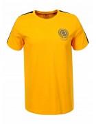 MPO-0195 желт. Футболка мужская S-2XL по 5