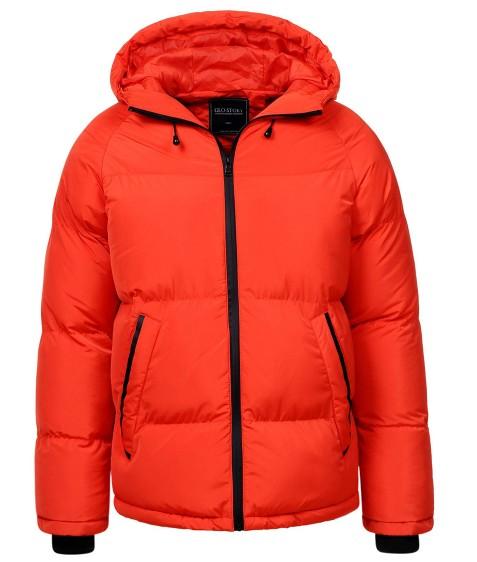 MMA-9265 красный Куртка муж M-2XL по 4
