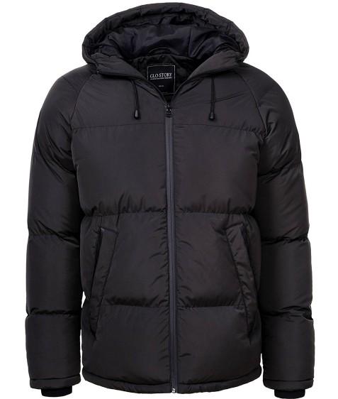 MMA-9265 черный Куртка муж M-2XL по 4