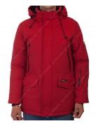 096B#05 красн. Куртка мужская (аляска) 44-52 по 5