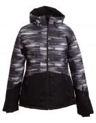 2318 черн Куртка женская S-XL по 4