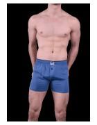 Трусы мужские светло-синие размер S по 3  шт. арт. 1099