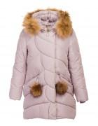 319# пудра Куртка девочка 134-158 по 5