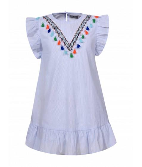 GCS-8033 Платье девочка 122-164 48/8
