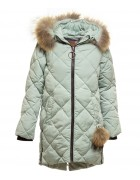1718Lm салат Куртка девочка 116-140 по 5