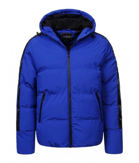 MMA-9268 синий Куртка мужская XL-4XL 24/12/4
