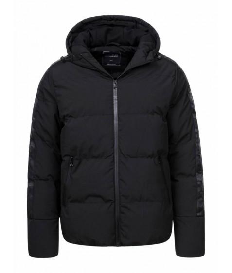 MMA-9268 черный Куртка мужская XL-4XL 24/12/4
