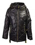 387# черн. Куртка девочка 140-164 по 5