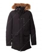 32220 черный Куртка мальчик 146-170 по 5