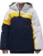 B3357 желт. Куртка мальчик 128-170 по 12