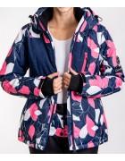 B2370 синий Куртка женская S-XL по 4