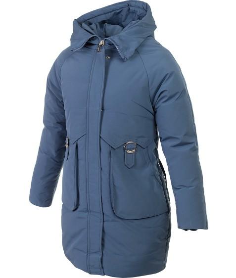 HM-950 голуб. Куртка девочка 140-164 по 5