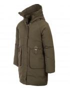 HM-950 хаки Куртка девочка 140-164 по 5