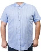 7963-15 Рубашка муж.(кор.рукав) 3XL-6XL по 4