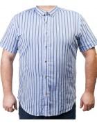 7963-16 Рубашка муж.(кор.рукав) 3XL-6XL по 4