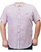 7963-17 Рубашка муж.(кор.рукав) 3XL-6XL по 4