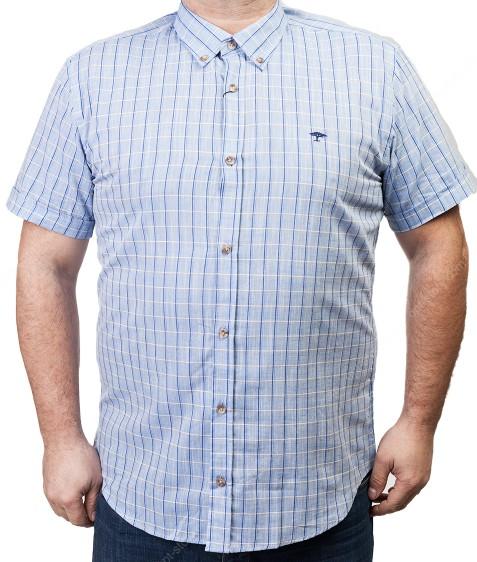 7963-19 Рубашка муж.(кор.рукав) 3XL-6XL по 4