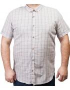 7963-2 Рубашка муж.(кор.рукав) 3XL-6XL по 4