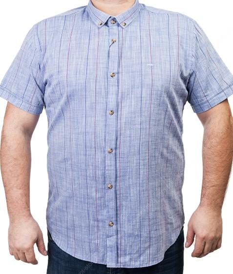 7963-6 Рубашка муж.(кор.рукав) 3XL-6XL по 4