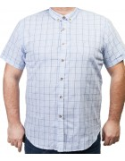 7963-7 Рубашка муж.(кор.рукав) 3XL-6XL по 4
