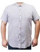 7963-9 Рубашка муж.(кор.рукав) 3XL-6XL по 4