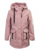 HL-605 пудра Куртка девочка 134-158 по 5