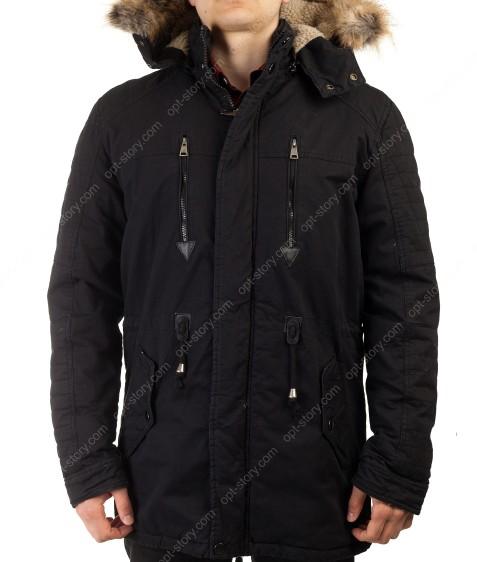 1317 O&S Куртка мужская батал L-4XL по 5шт