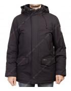 082B#03 чёрн Куртка мужская 44-52 по 5