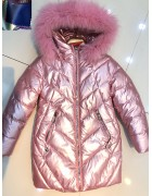 YS-1995 роз. Куртка девочка 98-122 по 5