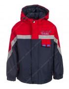 HB8268 красный Куртка мал. 1-5 по 5