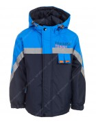 HB8268 синий Куртка мал. 1-5 по 5