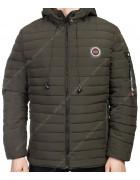 7011 хаки Куртка мужская M-3XL по 6