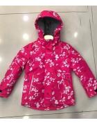 2013 роз. Куртка девочка 110-134  по 5