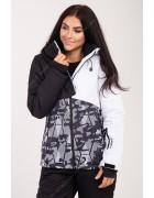 2344 черн. Куртка женская S-XL по 4