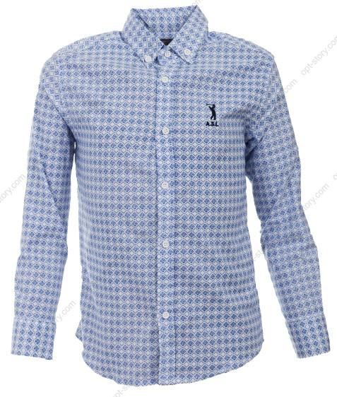G-795 R9 гол Рубашка мальчик 9-15 по 7-8