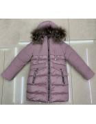 LH-24 пудра Куртка девочка 140-164 по 5