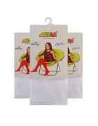 Колготки темно-серые для девочки Arti 7-8 лет по 6 шт. 300183