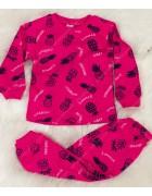 205 роз. Пижама девочка 1-3 по 3