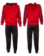 926  красный Спортивний костюм мальчик 8-16 по 5