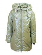 380# зел. Куртка девочка 110-134 по 5
